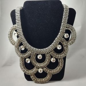 Jewelry - Silver Statement Necklace